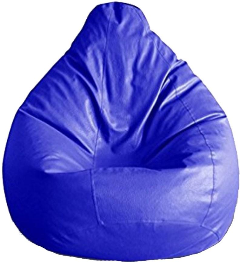 View MEHDI XL Bean Bag Cover(Blue) Furniture (MEHDI)