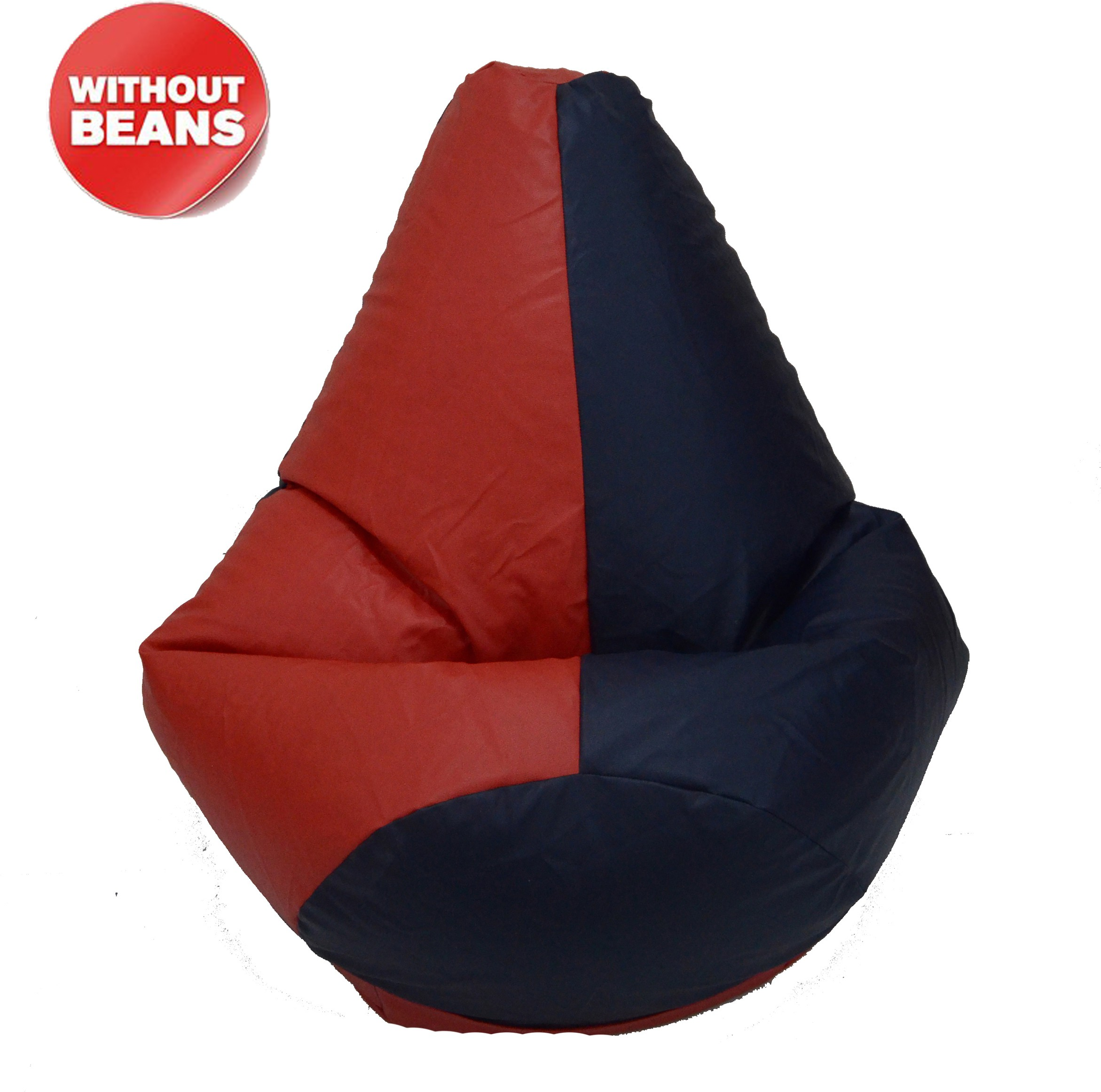 View meSleep XXXL Bean Bag Cover(Multicolor) Furniture (meSleep)