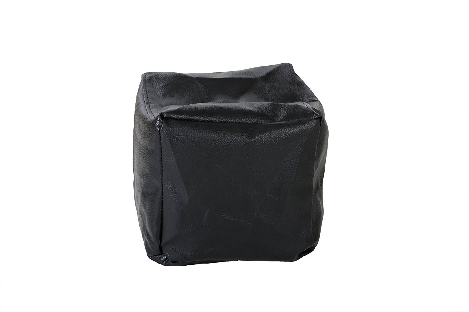 View Furniture Land Medium Bean Bag Cover(Black) Furniture (Furniture Land)