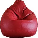 IMUSI XXL Bean Bag  With Bean Filling (R...