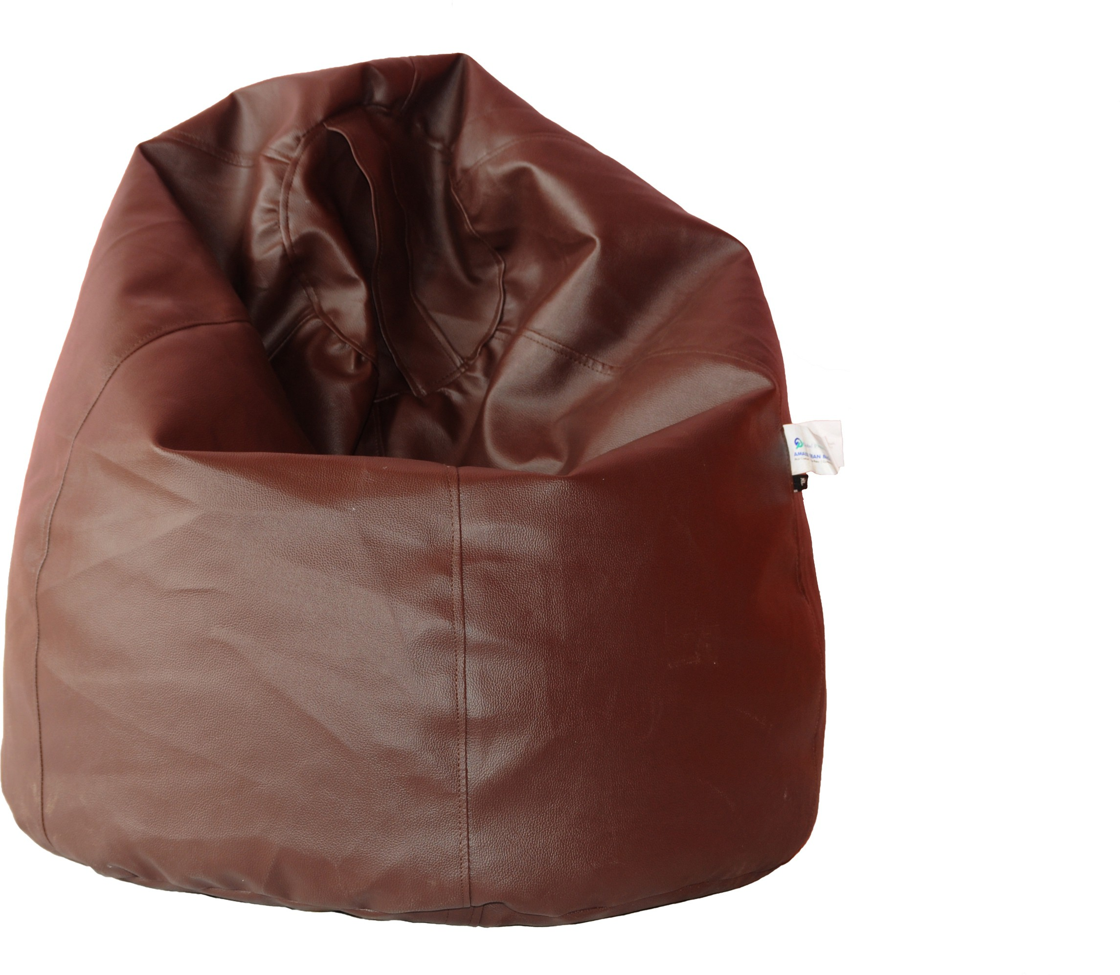 View Amaze XL Bean Bag Cover(Brown) Furniture (Amaze)