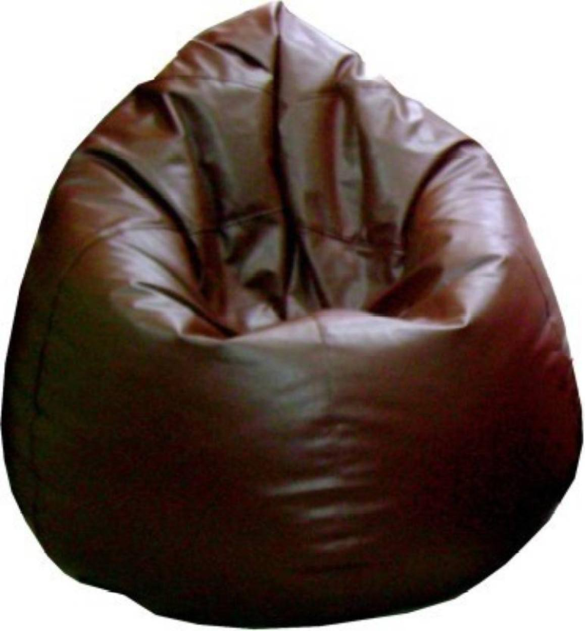 View hele XXXL Bean Bag Cover(Brown) Furniture (hele)