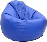 Relax XXL Bean Bag Cover (Blue)