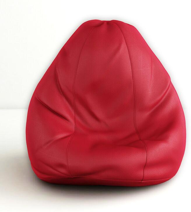 View Splendid XXXL Bean Bag Cover(Red) Furniture (Splendid)