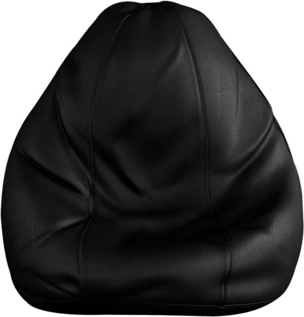 View Tulip XXXL Bean Bag Cover(Black) Furniture (Tulip)
