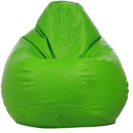 Shrih XXL Bean Bag Cover(Green)