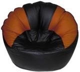 Relax XXXL Bean Bag Cover (Black)