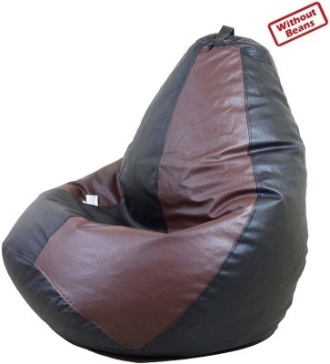 View Happy XL Bean Bag Cover(Multicolor) Furniture (Happy)
