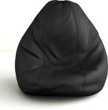 Splendid XXL Bean Bag Cover (Black)