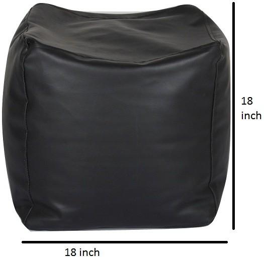 View stylx XXL Teardrop Bean Bag Cover(Black) Furniture (Stylx)