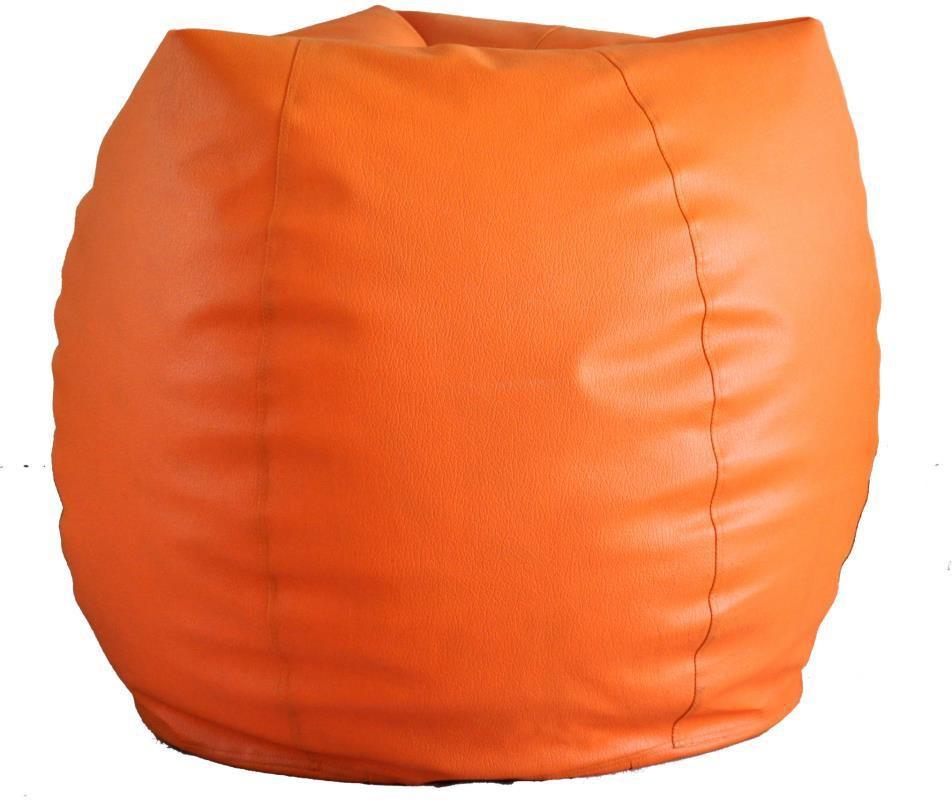 View Repose XXXL Bean Bag Cover(Orange) Furniture (Repose)