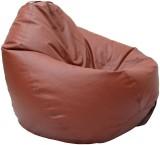 Relax XL Bean Bag Cover (Brown)