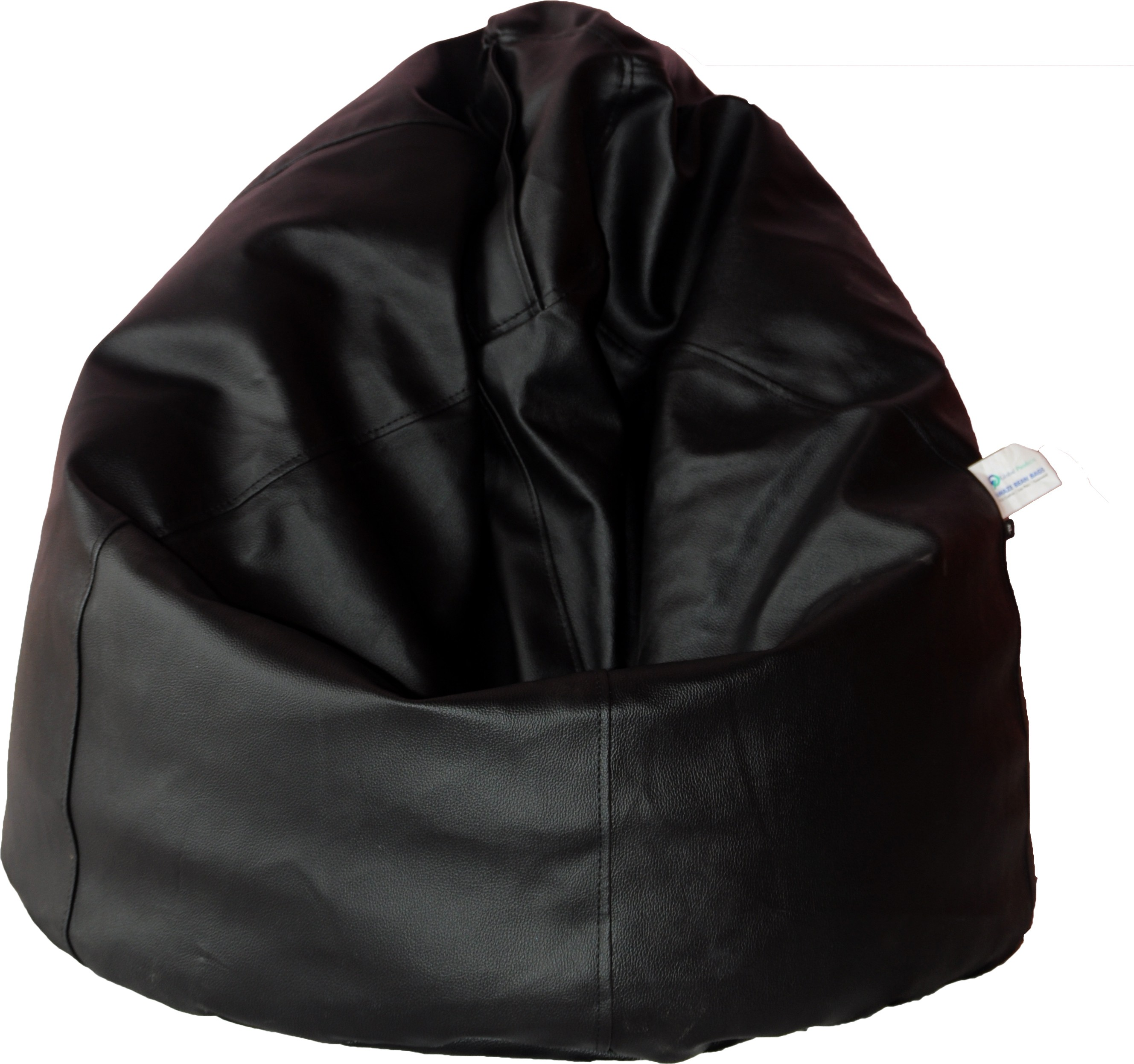 View Amaze XL Bean Bag Cover(Black) Furniture (Amaze)