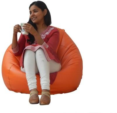 Comfortable Cloud XXXL Teardrop Bean Bag Cover
