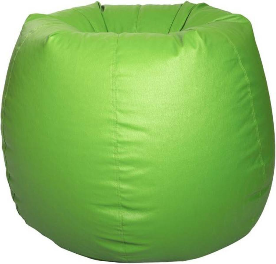 View hele XL Bean Bag Cover(Green) Furniture (hele)