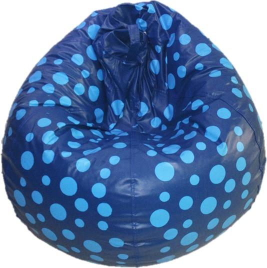 View Sudesh Handloom XL Bean Bag Cover(Blue) Furniture (Sudesh Handloom)