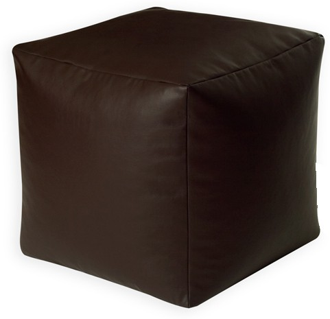 View stylx XXL Bean Cube Cover(Brown) Furniture (Stylx)