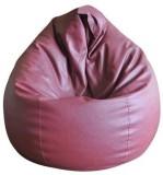 TJAR XL Bean Bag Cover (Maroon)