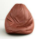 Splendid XXXL Bean Bag Cover (Brown)