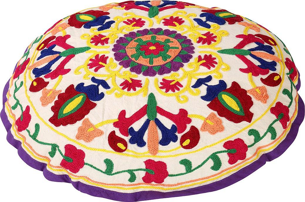 Rajrang Medium Bean Bag Cover(White)   Furniture  (Rajrang)
