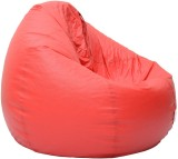 Relax XL Bean Bag Cover (Red)