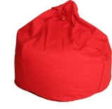REME XXL Lounger Bean Bag Cover (Red)