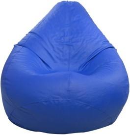 CaddyFull XXL Bean Bag Cover(Blue)
