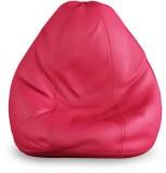 Splendid XL Bean Bag Cover (Pink)