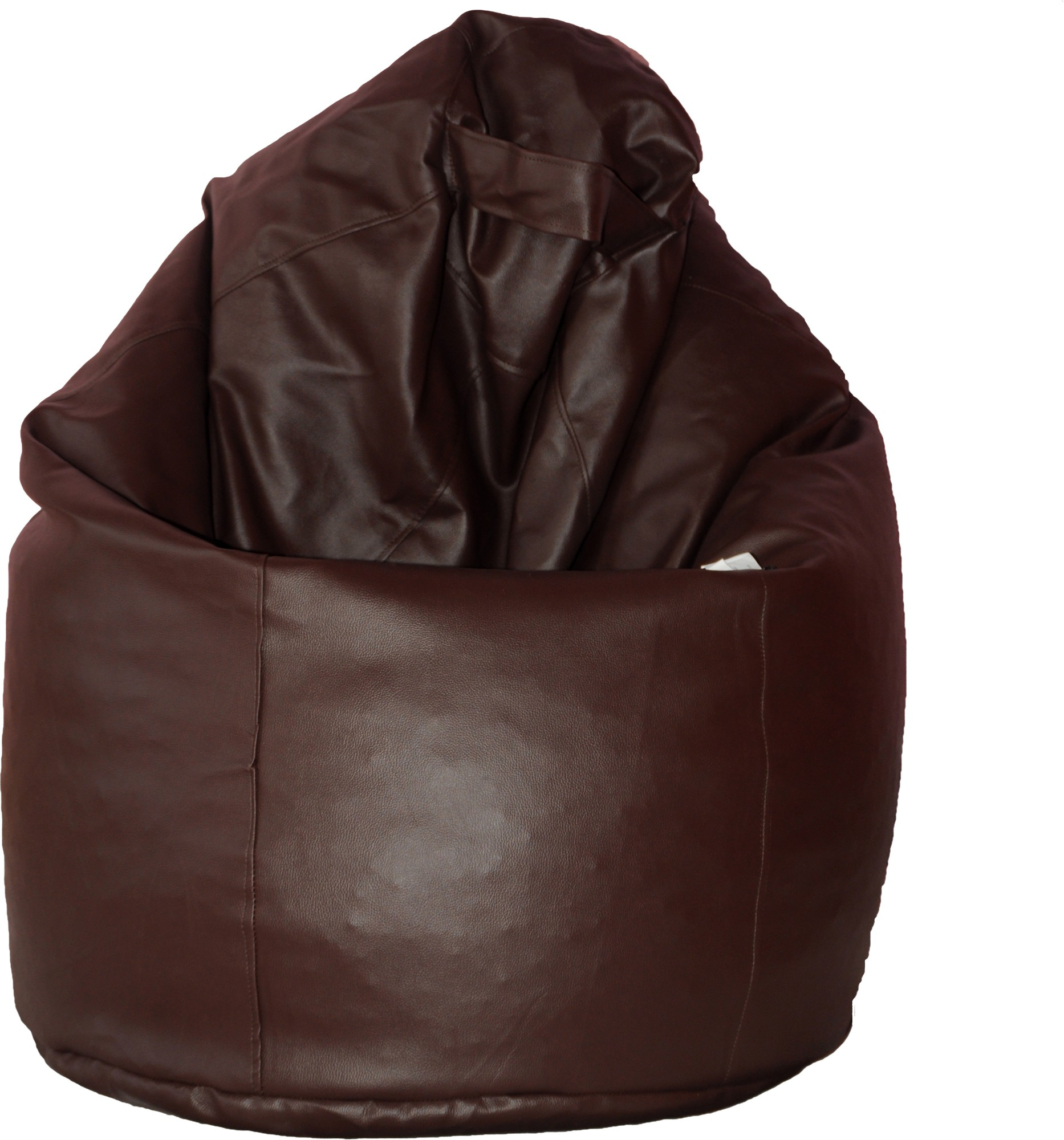 View Amaze XXXL Bean Bag Cover(Brown) Furniture (Amaze)