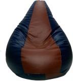 PSYGN Large Teardrop Bean Bag Cover (Mul...