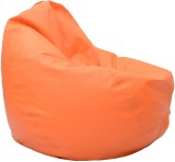 Relax XL Bean Bag Cover (Orange)