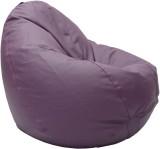 Relax XXL Bean Bag Cover (Purple)