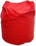 Laura Medium Bean Bag Cover (Red)