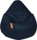 Olybo XXL Bean Bag Cover (Blue)