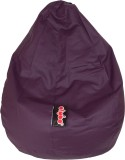 Olybo XXL Bean Bag Cover (Purple)