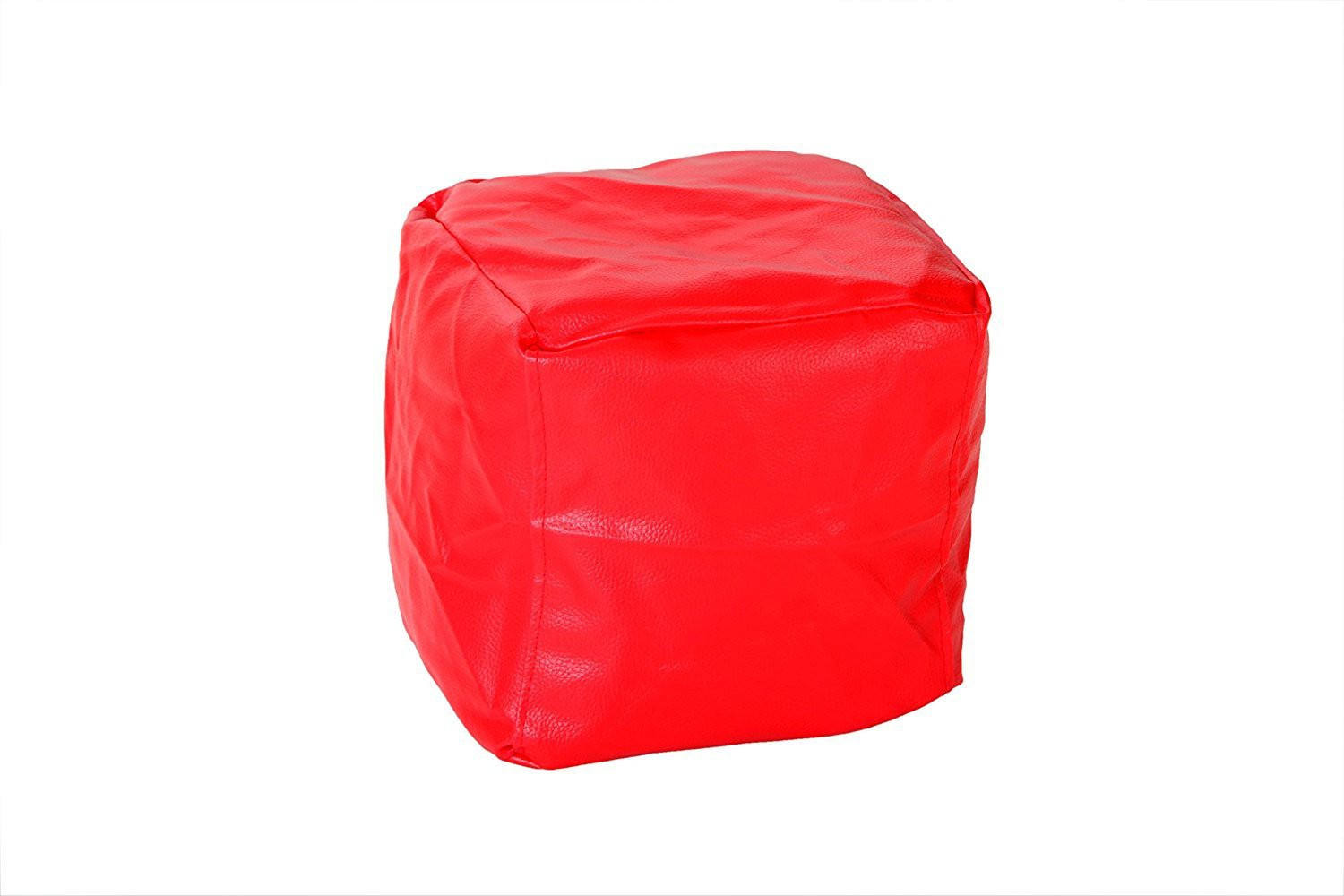 View Furniture Land Medium Bean Bag Cover(Red) Furniture (Furniture Land)