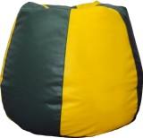 Fat Finger XL Teardrop Bean Bag  With Be...