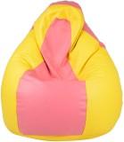 Galaxy Decorz XXL Bean Bag Cover (Pink, ...