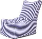 Style Homez XXL Canvas Chair Bean Bag Ch...