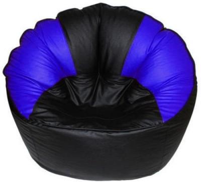 Parshva XXXL Bean Bag Sofa  Cover (Without Filling)