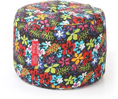 Style Homez Large Bean Bag Cover(Multicolor) at flipkart