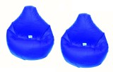 Zecado Large Bean Bag Cover (Blue)