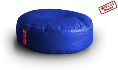 Style Homez XL Floor Cushion Bean Bag Footstool  Cover (Without Filling)