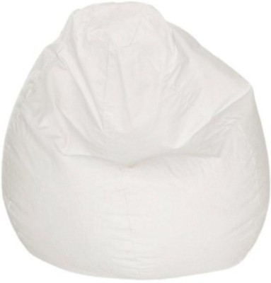 Priyansh Decor XXXL Bean Bag  Cover (Without Filling)