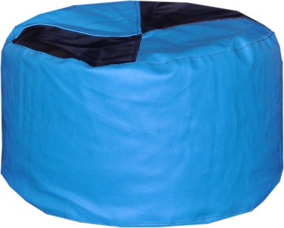 Comfy Bean Bags Large Bean Bag Footstool  With Bean Filling