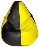 TJAR XL Bean Bag Cover (Yellow)