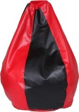 Mobler XXL Bean Bag Cover (Red)