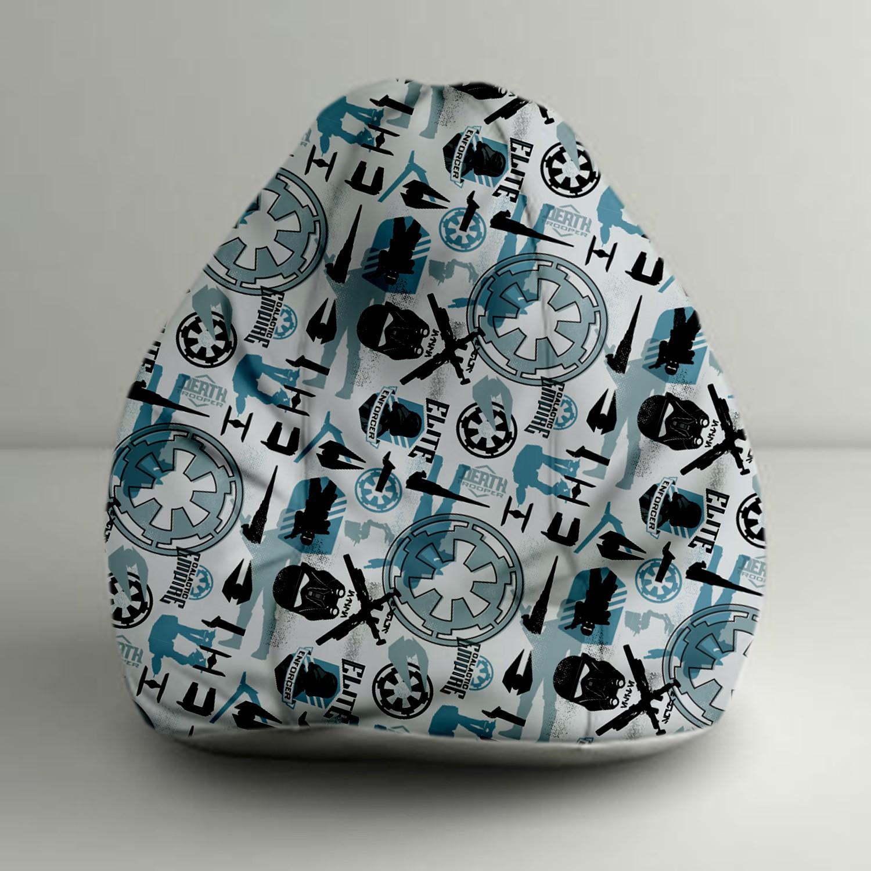 View Disney XXXL Bean Bag  With Bean Filling(Multicolor) Furniture (Disney)