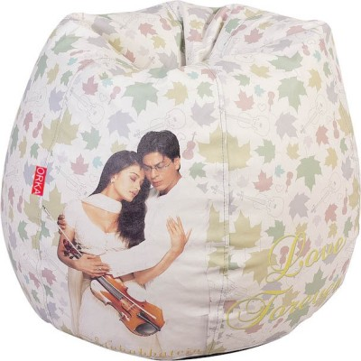 Fun ON XXL Bean Bag Cover(Multicolor) at flipkart