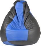 Galaxy Decorz XXL Bean Bag Cover (Black,...